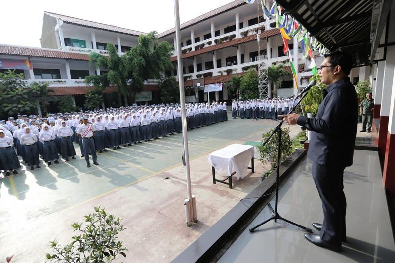 SMA di Bandung