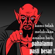 kisah ahli ibadah masuk neraka