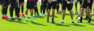 briefing sepak bola