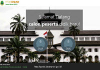 PPDB Online Jawa Barat 2017