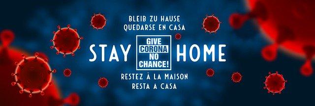 ati-ati virus corona, cicing di imah we nya mun teu perlu-perlu teuing mah.  Gambar oleh Vektor Kunst iXimus dari Pixabay